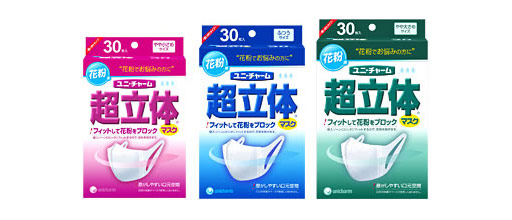 Japanese Flu Masks