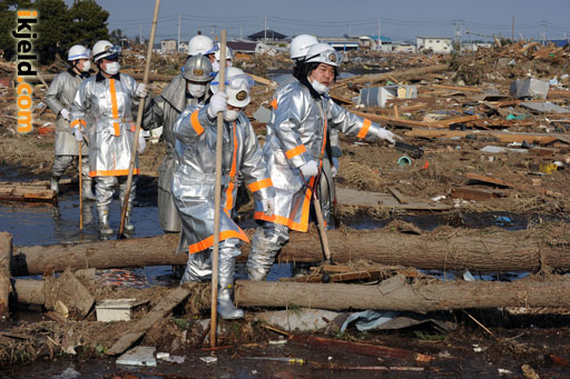 East Japan Earthquake and Tsunami 2011