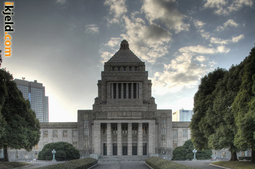 National Diet Building, Tokyo
